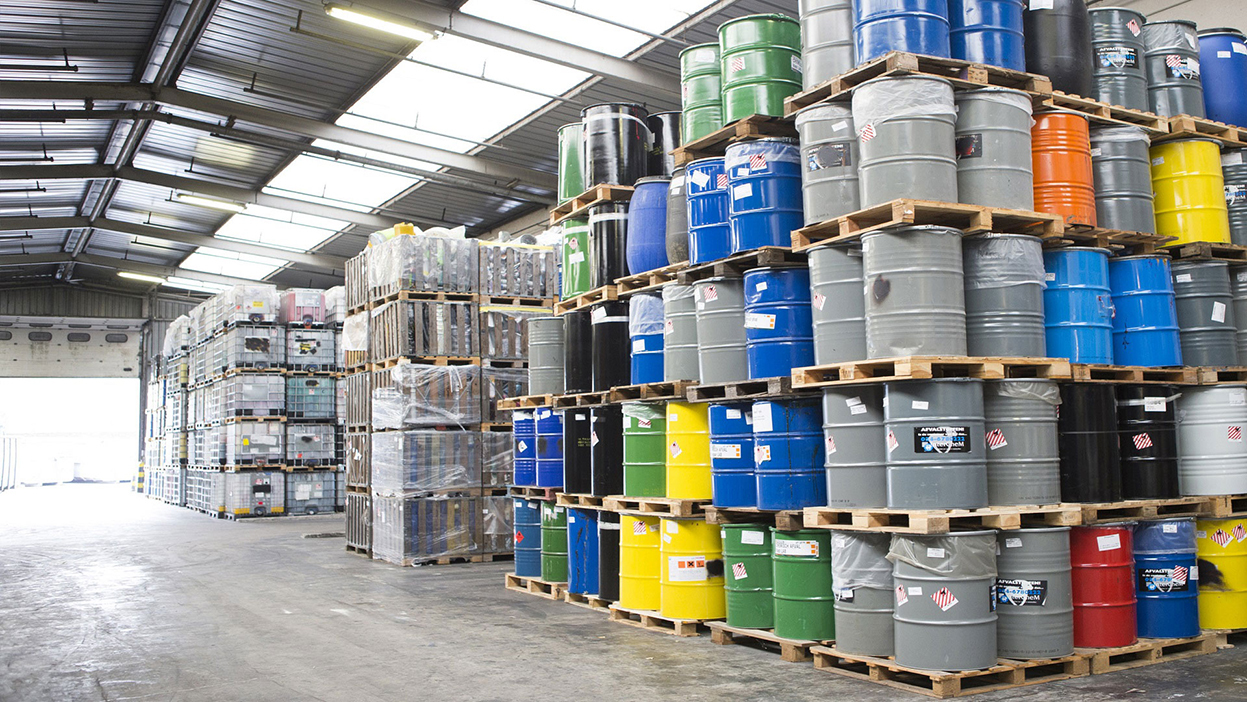 Waste Management, Hazardous Waste | Petrotech Services | Hull
